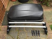 VW Beetle 1998-2010 model roofrack and bars