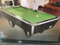 6ft Pub Style Pool Table - Slate Bed