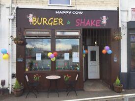 burger & Shake takeaway