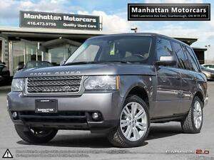 2010 RANGE ROVER HSE LUXURY - NAV|BLINDSPOT|CAMERA|PHONE|LOADED