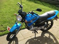 Honley HD-1, 125cc, Commuter Motorbike copy of Yamaha YBR