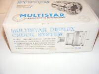 multistar duplex chuck system