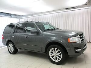 2015 Ford Expedition LIMITED ECOBOOST SUV 8PASS w/REAR AIR & HEA
