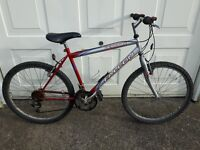 Falcon Mountain bicycle for sale, all working fine.