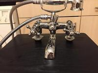 Chrome bath mixer brand new