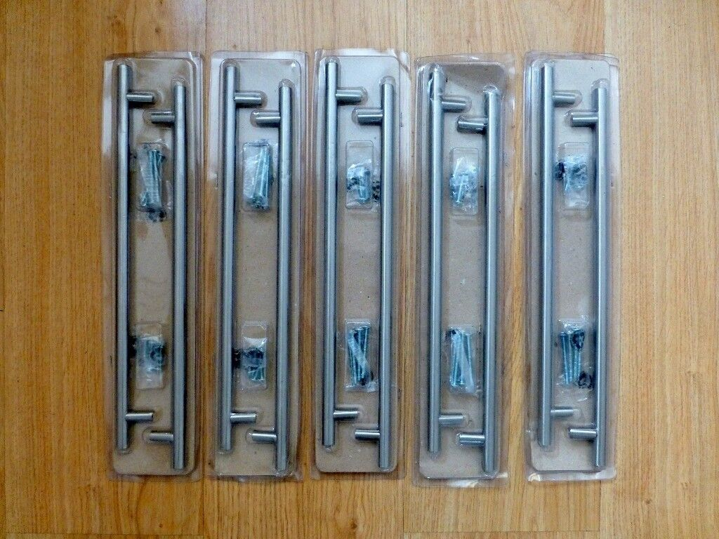 KITCHEN CUPBOARD LONG ROD HANDLES   in Chester Le Street, County ...