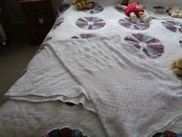 large oblong table cloth