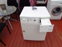 AEG CONDENSER DRYER 6KG LOAD