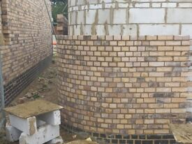Bricklayer availble