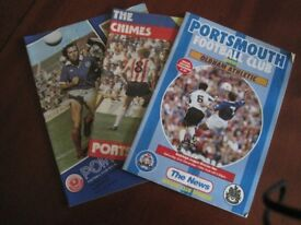 Portsmouth Football Programmes 150 plus Portsmouth football Programmes all in fair condition