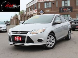 2013 Ford Focus SE SYNC Bluetooth-Accident Free