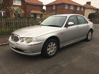 ROVER 75 TURBO DIESEL,BMW ENGINE,(MUST SELL),JUST HAD FULL SERVICE