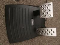 Thrustmaster pedals