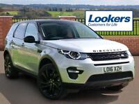 Land Rover Discovery Sport TD4 HSE LUXURY (silver) 2016-06-24