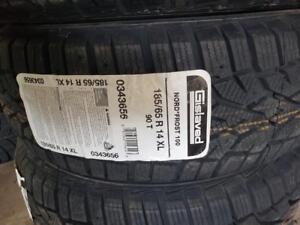 4 winter tires gyslaved nord frost 185/65r14