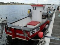 Commercial Fishing Boat For Sale