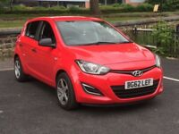2013 HYUNDAI I20 * 1.2 PETROL * 5 DOOR * 1 YR MOT * PART EXCHANGE WELCOME * DELIVERY *