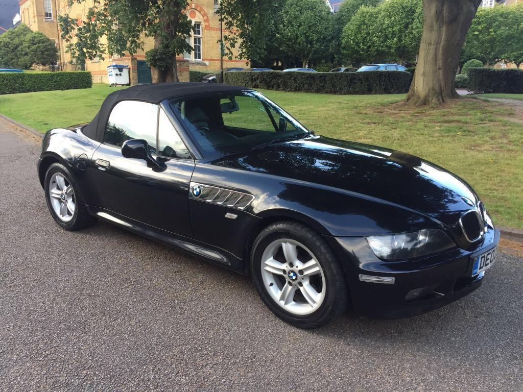 2002 bmw z3 1 9 sport very low mileage hpi clear in. Black Bedroom Furniture Sets. Home Design Ideas
