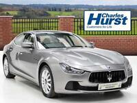 Maserati Ghibli DV6 (grey) 2015-11-17