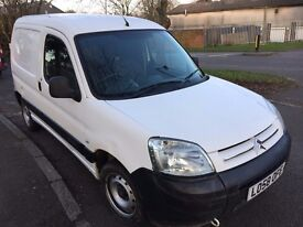 Citroen Berlingo 2009 - 1.6 Diesel (MOT 28/2/18) (5 Seater)
