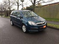 2007 57 Vauxhall Zafira Life 1.6 Petrol, Just had clutch replaced, service, 12 months mot
