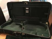 Double case for violin and viola (£500 ono)