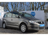 VOLKSWAGEN TOURAN Can't get finance? Bad credit, unemployed? We can help!