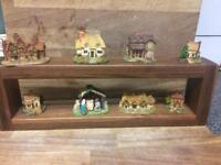 Miniature houses/cottages