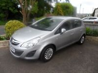 Vauxhall Corsa 1.4 Exclusive Facelif Model