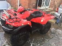 Suzuki king quad 450 2010