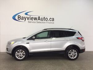 2017 Ford ESCAPE SE- 4WD|PANOROOF|ECOBOOST|HTD STS|REV CAM|SYNC!