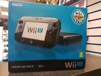 Wii U Black 32GB