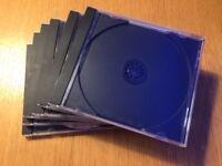 30 CD Cases