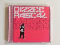 CD by Dizzie Rascal. Album titled 'Maths + English'.