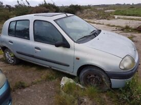 Renault Clio for Breaking