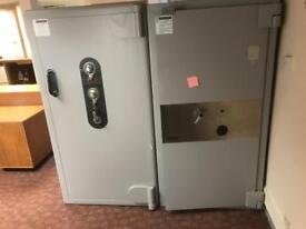 2 Bank Safes