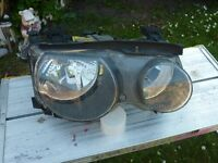 BMW Compact 3 series - Headlight OS