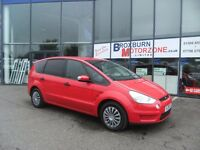 2008 08 FORD S-MAX 2.0 EDGE TDCI 5d 143 BHP FREE 12 MONTHS MOT **** GUARANTEED FINANCE ****