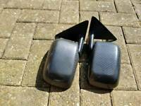 Mk2 golf carbon mirrors.