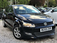 2009 Volkswagen Polo 1.2 Moda 5dr --- Manual --- Part Exchange OK --- Drives Good