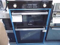 NEW GRADED HOTPOINT BUILT IN DOUBLE OVEN REF: 11314