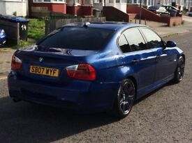 BMW 318i mSport in excellent condition