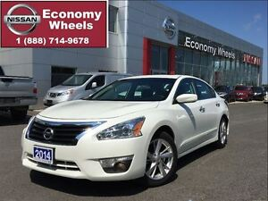 2014 Nissan Altima 2.5 SV Technology Pkg