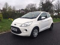 Ford Ka 1.2 Edge 3dr +1 year mot+HPI clear+ warranted low mileage+12mw