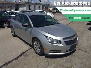 2012 Chevrolet Cruze LS * LOW KMS * SHOWROOM CONDITION
