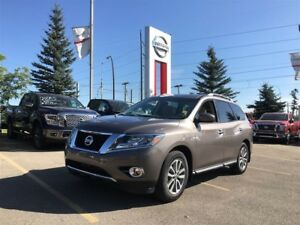2014 Nissan Pathfinder SV AWD 7 PASSENGER REMOTE START