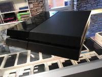 Sony Playstation 4 - 500GB With 1 Wireless Controller & Wires (PRE-OWNWD)