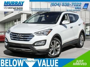 2016 Hyundai Santa Fe Sport 2.0T Limited**NAVI**BLUETOOTH**REAR