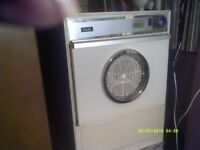 TUMBLE DRYER , AS PICTURE , PERFECT WORKING ORDER only £ 45 . ++++++