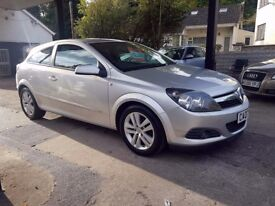 Vauxhall Astra 1.4 i 16v SXi Sport Hatch 3dr FULL SERVICE,WARRANTY, CARD PAYMENTS, CAR4YOU DRIVE NOW
